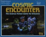 Cosmic Encounter: The Science Fiction Game For Everyone