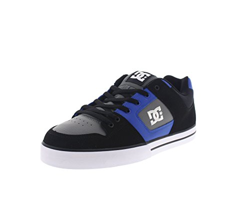 DC - Sneaker PURE 300660 - black blue grey, Dimensione:50