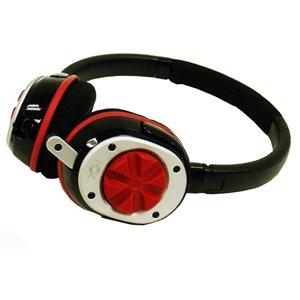 Nox Audio Specialist Headset and Negotiator Adapter Bundle - Red