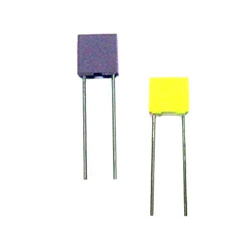 140pcs Polyester Miniature Condensateur De Boîte Kit 100v 102pf à 474nf 14 Valeur