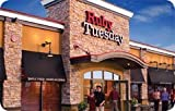 Ruby Tuesday Traditional Gift Card