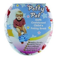 Potty Pal Soft Cushioned Child's Potty Seat Ideal for Toilet Training
