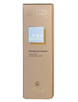 Logona Naturkosmetik, Age Protection, Cleansing Foam, 2.37 fl oz (70 ml)