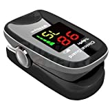 Octivetech OT-99 Sports Oximeter, Obsidian