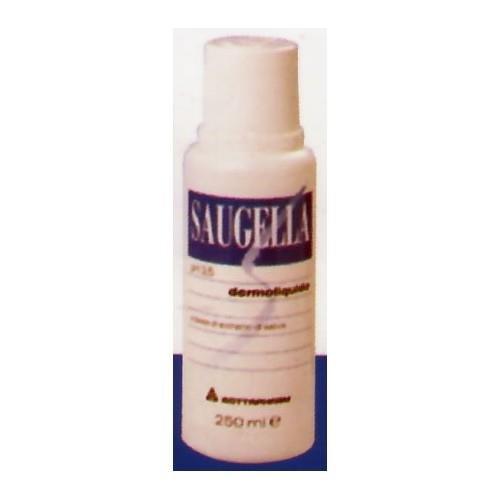 Detergente Intimo Saugella Dermoliquido 250 ml.