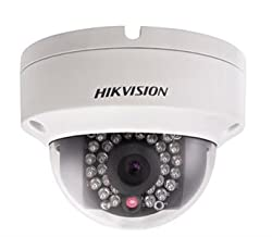Hikvision DS-2CD2132-I Outdoor HD 3MP IP Dome Security Camera 4mm
