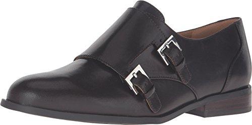 Nine West Women's Toastie Dark Brown Leather Oxford 8.5 M