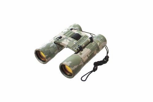 Humvee HMV-B-10x25 DC Rubber Coated Compact Binocular (Digital Camouflage)