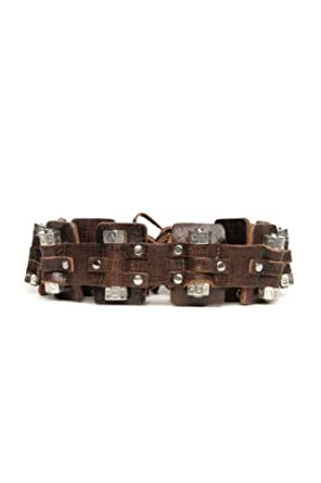 Dsquared² Dsquared Men's Belt , Color: Brown, Size: L