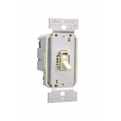 Legrand Trademaster 5A Toggle Fan Speed Control In Ivory