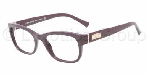 Giorgio Armani Womens Red Prescription Eyewear Frames Ar 7017 5115 Sz 53