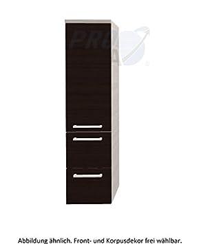 Pelipal Lunic Bathroom Cupboard LU-M (01-L / R Tall Comfort N 30 x 122 x 33 CM