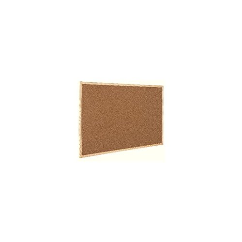Q Connect 300x400mm Wooden Frame Cork Board