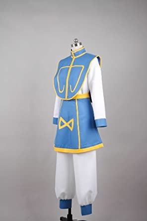 Cool-Coser Cosplay Costume Size S hunter ¡Á hunter KURAPIKAJapanese Girl Boy Party Fiesta Festival Dress For Coser