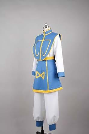Cool-Coser Cosplay Costume Size S hunter ¡Á hunter KURAPIKAJapanese Girl Boy Party Fiesta Festival Dress For Coser