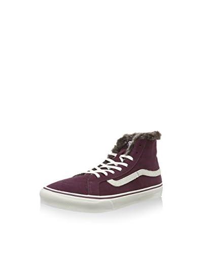Vans Hightop Sneaker U Sk8-Hi pflaume/weiß EU 38 (US 6)