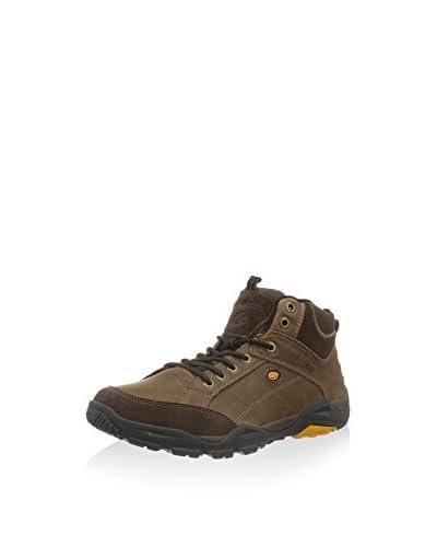 Dockers by Gerli Hightop Sneaker braun