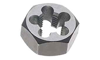 14mm x 1.5 Carbon Steel Hex Rethreading Die
