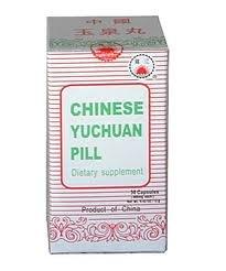 Chinois Yuchuan Pill (Zhong Guo Yu Quan Wan)