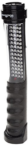 Nightstick Nsr-2492B Multi-Purpose Dual-Light Work Light Rechargeable, Black