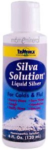 Silva Solution, 4 fl oz (120 ml) by Trimedica