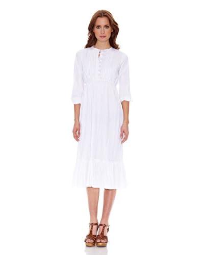 Candora Vestido Maddelena Blanco