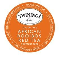 Twinings Pure Rooibos Red Tea K-Cups For Keurig Brewers (3 Boxes Of 24)