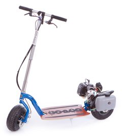Go-Ped GSR Cruiser Gas Powered City Scooter (Blue)