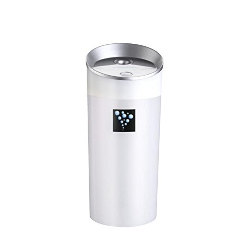 Air Purifier, FTXJ Car Family Expenses Anion Humidifier Freshener With USB Interface (White)