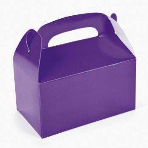 Dozen Purple Treat Boxes - 1