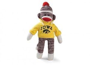 Iowa Sock Monkey - Beanie