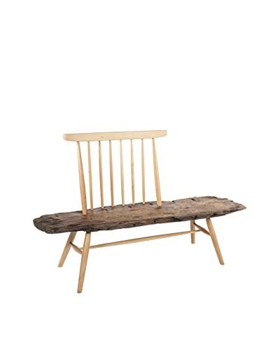 Control Brand Harrison Large Bench, Natural