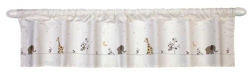 NoJo Dreamy Nights Window Valance