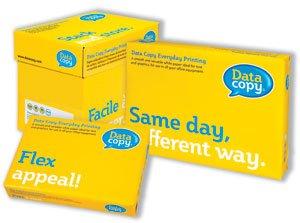 Papier photocopieuse Everyday 80g/m  blanc DIN A5 VE=500 feuilles DataCopy 026308005002