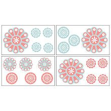 CoCaLo Dahlia - Decals - 1