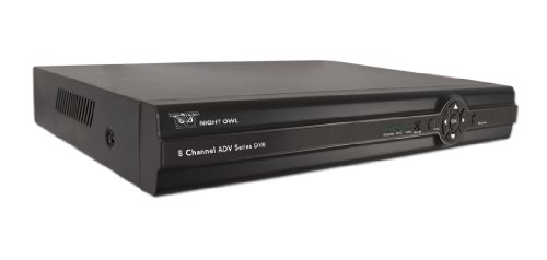 Night Owl Security ADV-DVR8-5GB 8-Channel Security