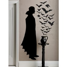 Martha Stewart Crafts Wall Cling, Vampire