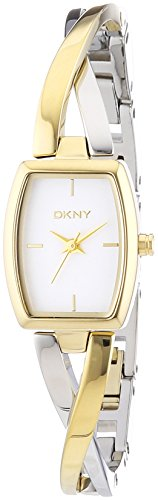 DKNY Ladies'Watch XS Analogue Quartz Stainless Steel Coated NY2235