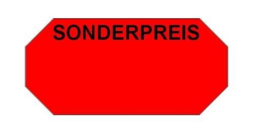Haftetiketten handauszeichner pour 26 x 12 mm (54.000.. tapeten.
