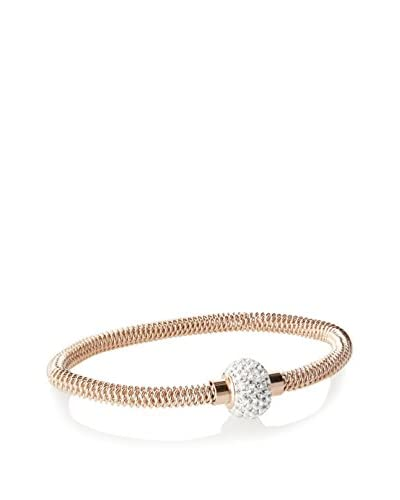 Chloe by Liv Oliver 18K Rose Gold-Plated & Crystal Bracelet
