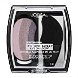 L'Oreal Paris Studio Secrets Professional The One-Sweep Eye Shadow, Playful Brown Eyes, 0.09-Ounce