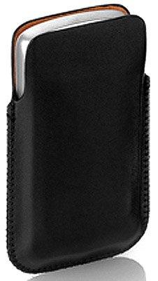 YAYAGO Elegante Design Etui Tasche für Ihr Sony Ericsson Xperia Pro MK 16i inkl. dem Original YAYAGO Clean-Pad