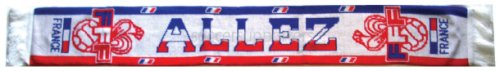 French Soccer Scarf