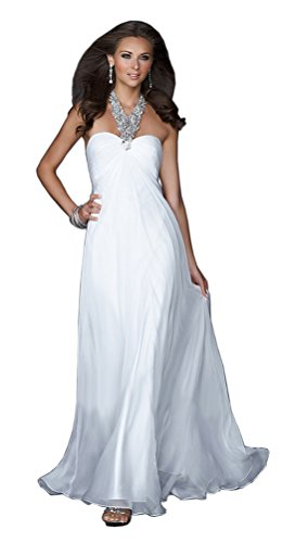 f6dc32d03ab La Femme 17163 Beaded Halter Prom Dress