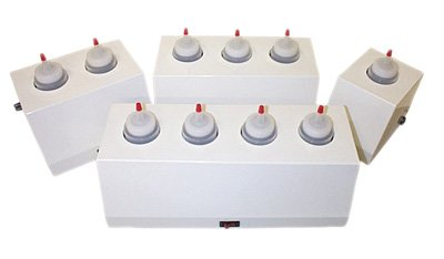 Dss Ideal Lotion Warmers (3 Bottle Capacity)