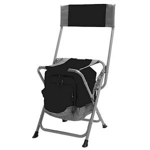 Travelchair Anywhere Chair with Cooler, Black