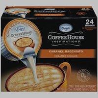 International Delight Coffe Creamer Singles CARAMEL MACCHIATO