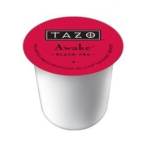 Tazo Awake Black Tea Keurig K-Cups, 16 Count by Tazo