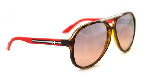 Gucci Men's 1627 Plastic Sunglasses