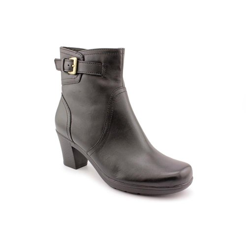 Clarks Dream Harmony Fashion Ankle Boots Black Womens
